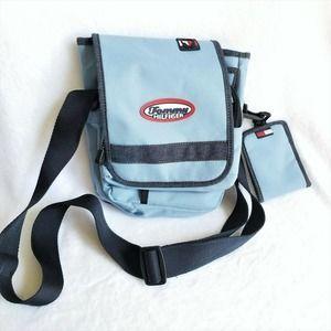 Vintage Crossbody Shoulder Travel Bag Purse Wallet